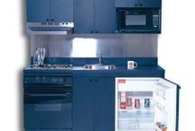 teeny tiny kitchen / by Karen Gilley