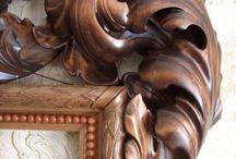 lemn lucrat