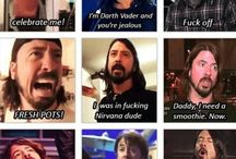 Dave F'in Grohl