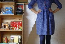 Sewing projects / by Karen Lavezzo