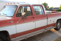 Used 1977 Chevrolet 3/4 Ton Crew Cab for Sale ($6,600) at  Hermiston , OR / Make:  Chevrolet, Model:  Other, Year:  1977, Body Style:  Crew Cab Pickup, Exterior Color: Red, Interior Color: Red, Vehicle Condition: Good,  Mileage:90,500 mi, Fuel: Gasoline, Engine: 8 Cylinder, Transmission: Automatic, Drivetrain: 2 wheel drive.   Contact:541-571-7466