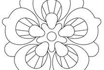 patrones de bordados