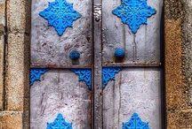 30 unique doors around the globe