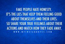 fake ppl