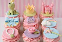 Pastelitos de princesa