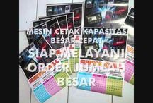 Percetakan Offset Digital Printing