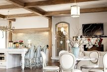 Dining Rooms / by Elizabeth Hoezee