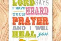 healing verses