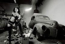 Hot rod Love / by Niss Carlsson