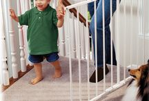 Top of Stair Baby Safety