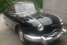 Panhard / Panhard Dyna Z1. 1954