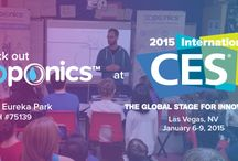 CES 2015 / The hottest place to be if you're into technology, particularly 3D printing, is International CES 2015!