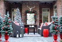 Christmas time / Christmas decorations
