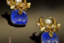 Feeling Blue by Ahilya Jewels