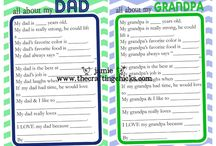 Fathers Day / by Ashley Bowers