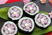 Japanese sushi recipes / Learn how to make Japanese sushi with our simple and easy to follow recipes.
