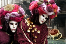VENICE / Venetian masks are a centuries-old tradition of Venice.  Masks have been used in the past on many other occasions, usually as a way to hide the identity of the wearer and social status.  The mask would permit the wearer to act more freely in cases where you wanted to interact with other members of society outside the boundaries of identity and practice everyday.  It was useful for a variety of purposes, some of which are illegal, other personal information, such as romantic encounters.