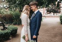 Nottingham city wedding