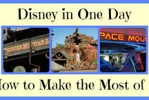 Disney World - How Many Days / Tips on how many days to plan for your Disney World trip.  / by Couponing to Disney