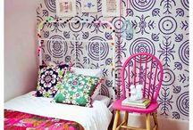 Home decor / Girls room