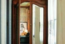 Nooks, Doors, Floors, Shelves
