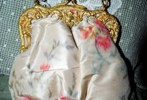 Antique French purses