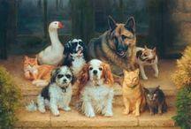 PORTRETY ZWIERZĄT / Portrety, które powstały z miłości do zwierząt