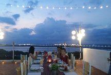 Special Dinner at Mahogany Hotel Nusa Dua Bali