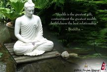 Buddha Quotes with GiftsFromNepal.com