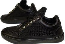 Heren Sneakers met Klinknagels
