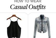 Fancy clothes