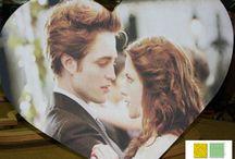 Bastidor de Madera en Forma de Corazón / La foto de tu novio y tu, impresa en tela y montada en bastidor de madera ¡EN FORMA DE CORAZÓN!  Haz tu pedido a tiempo aquí: http://ow.ly/t0AFe