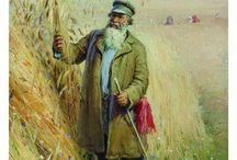 пшеница хлеб поле