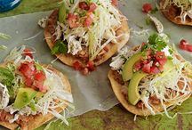 Mexican Food / Mexican recipes I want to try