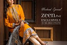 Zeen Prêt-Wear Exclusively available Online.!! / As we move into chilly evenings and frosty mornings, Zeen presents a range of fabrics and prints that is just right for our winter season. Not too warm and not too light but just perfect to last through the winter into spring.