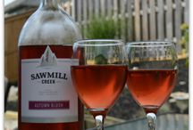 Sawmill Creek Wine - Autumn Blush / #GotItFree #SawmillCreek  Loved my free wine from Sawmill Creek Will buy again Autumn Blush was my favourite!