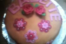 Taarten & cup cake's