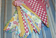 Sewing / Bunting