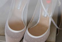 Brautschuh ~ Wedding shoe / by TRAUbar ~ Sabine John