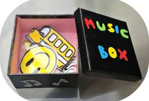 materiales música
