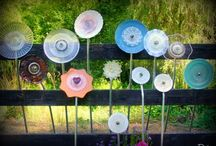 Yard art  / by Christene Young