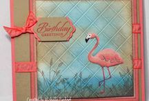 Fabulous Flamingo Stampin Up 2017-18 catalogue