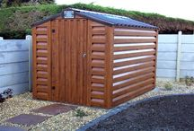 Insulated Steel Garden Sheds / Quality insulated garden sheds, highly secure, low maintenance and available with several levels of insulation