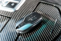 Car keys & fobs / Rare and expensive car keys and fobs.