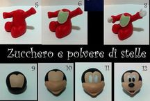 fimo  MICKEY MOUSE