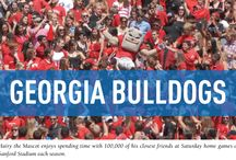 Georgia Bulldogs / Official University of Georgia Athletics Publications, produced by IMG College. #GoDawgs