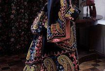 Bustle Dress. Victorian.