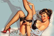 Pin-Up / by Gary Schmidt