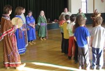 Voices Random Pictures / Voices of the Koas goes to schools all over new Hampshire and Vermont, as well as other venues. Teaching about #Abenaki history and culture.   Here are random event shots.