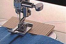 Тонкости шитья